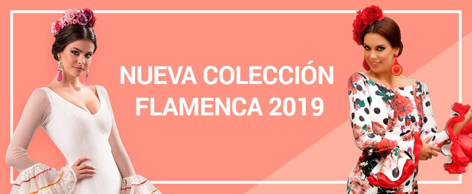 bb0368a21 Trajes de Flamenca Colección 2019