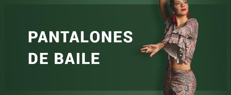 93351595c Pantalones de baile flamenco