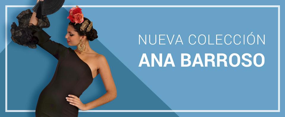 Trajes de Flamenca Ana Barroso