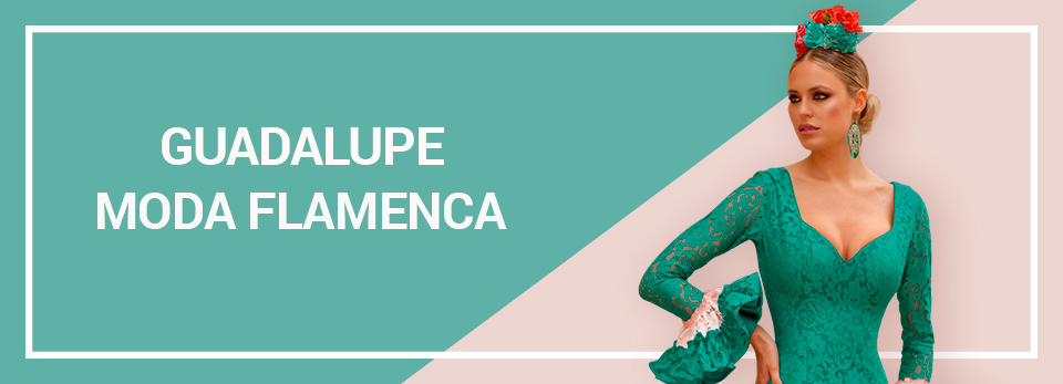 bba5a2028 Trajes de Guadalupe Moda Flamenca