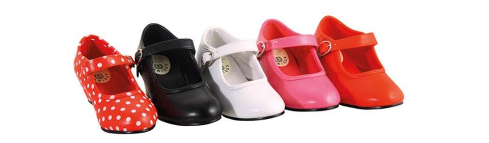 Zapatos de flamenco Niña