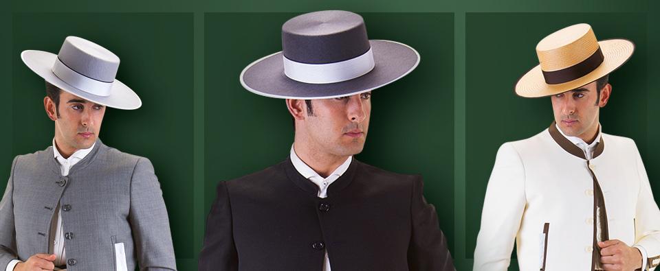Sombrero Cordobés o de ala ancha