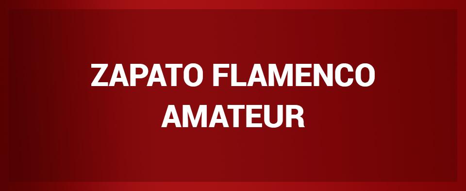 Zapato Flamenco Amateur