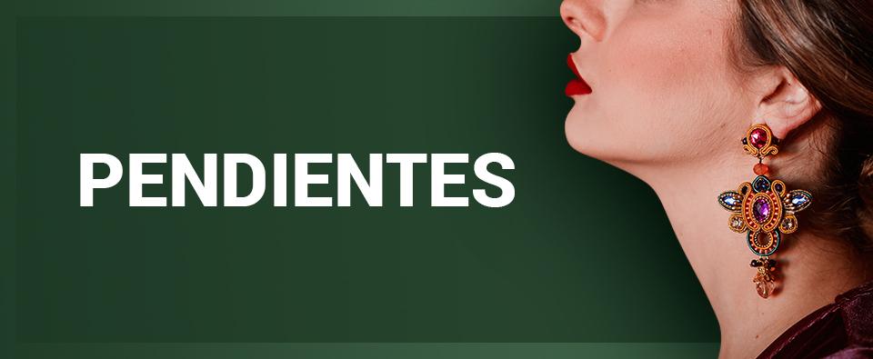 Pendientes de Bisutería Flamenca