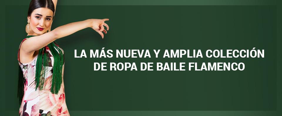 Camisetas de baile flamenco