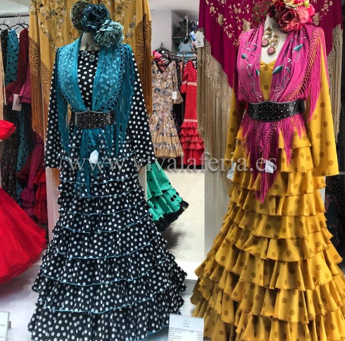 Blog De Viva La Feria Cómo Colocar El Mantoncillo De Flamenca