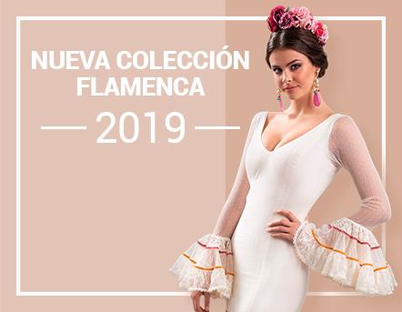 Avance de nueva colección de trajes de flamenca 2019