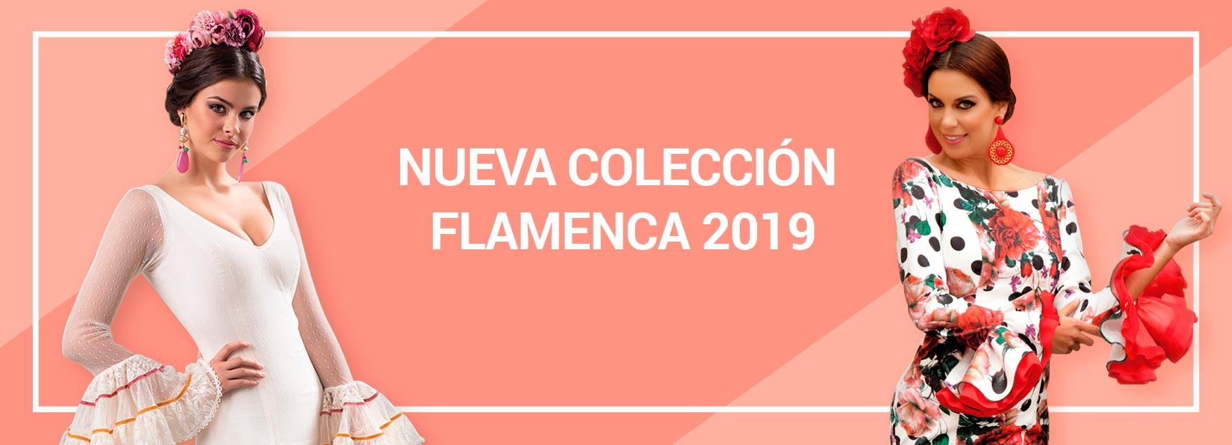 Nueva colección de trajes de flamenca de 2019