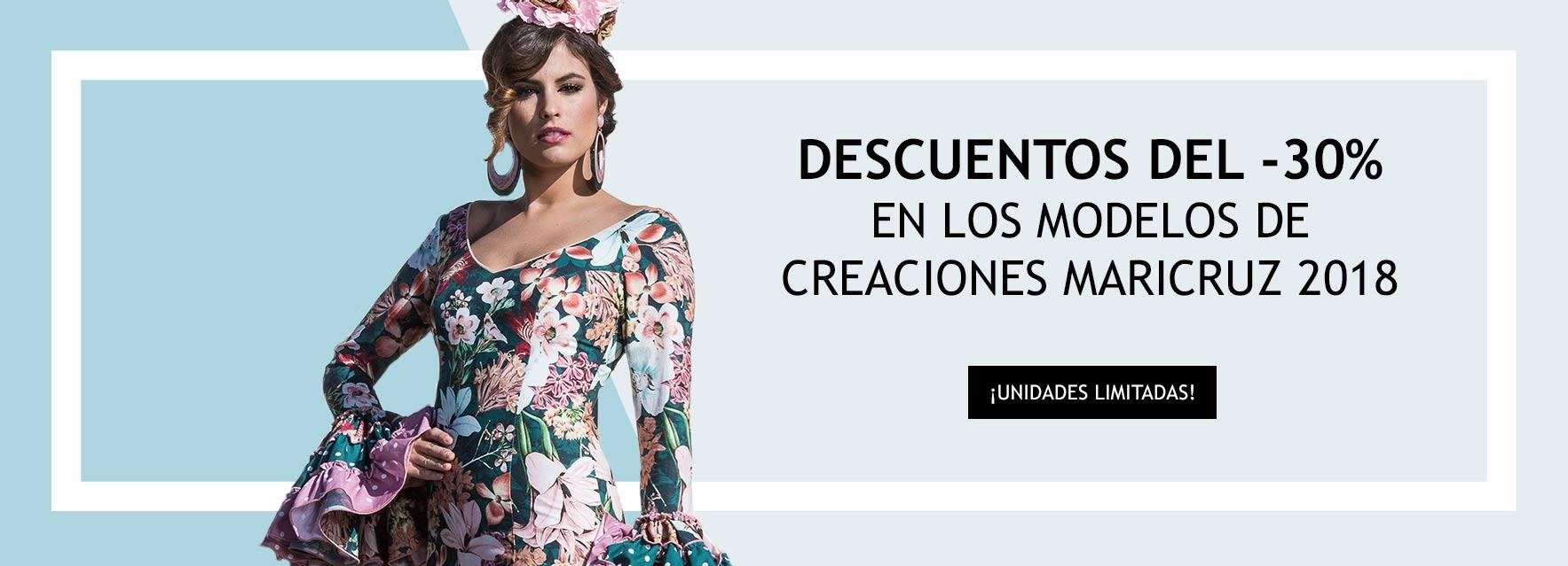 Descuentos del 30% en colección Maricruz