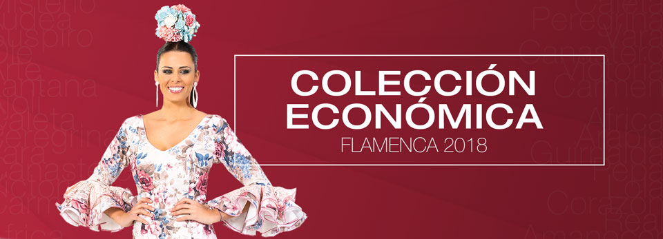 Trajes de flamenca económicos