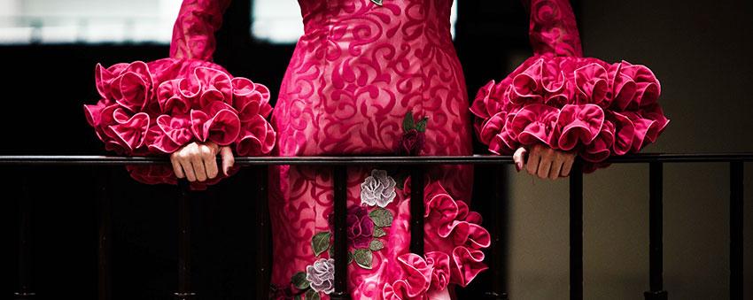 ¿Cómo elegir tu traje de flamenca?