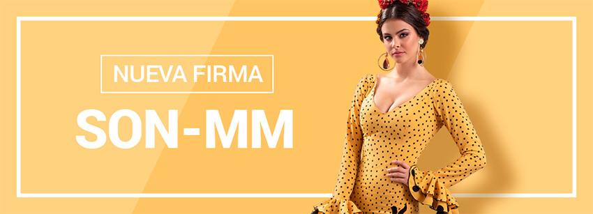 Presentamos la nueva colección de trajes de flamenca de la firma Son MM