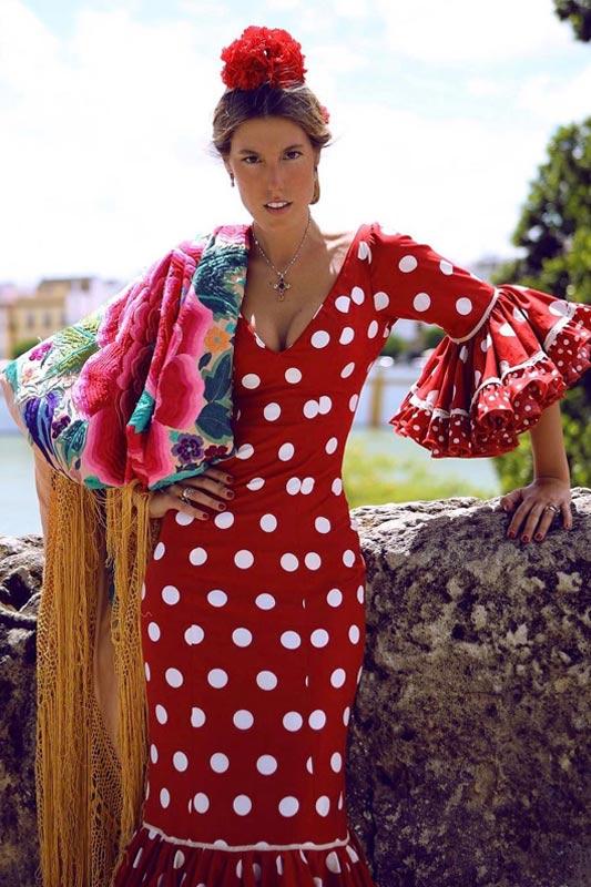Gitana de Guadalupe Moda Flamenca