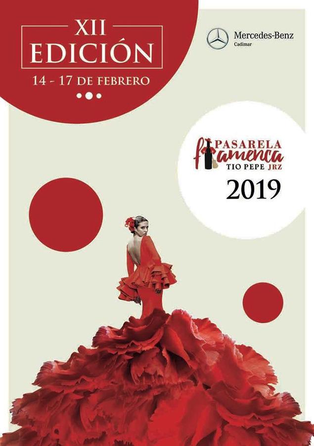 Pasarela Flamenca Tio Pepe Jerez 2019