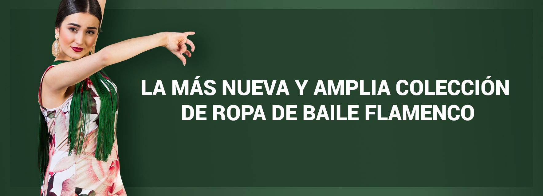 Ropa de Baile Flamenco