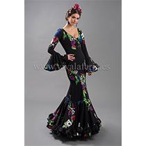 Traje de flamenca modelo Lora de Son MM