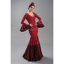 Traje de flamenca modelo Osuna de Son MM